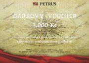 Voucher Petrus 2017 3000